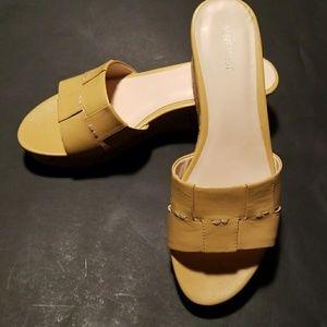 NWOT Nine West sandals.